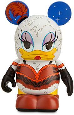 """Daisy Duck - Disney Vinylmation ~3"""" Mickey's Wild West Series Designer Figure"""