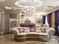 Двухуровневая квартира в Реутове - проект от студии элитных интерьеров Antonovich Design