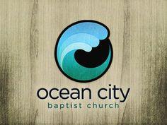 Ocean City Baptist Church Logo
