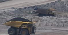 The federal government is leasing publicly-owned land and minerals for coal mining at an increasing rate, especially in Wyoming, Colorado and Utah.