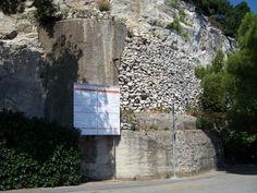 Castello di Miramare: batteria costiera 'Lindemann', cannoniera