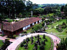 Parque del Cafe, colombia