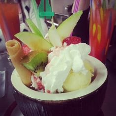 Glace Coconut