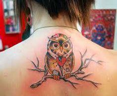 tatuagens femininas nas costas - Pesquisa Google