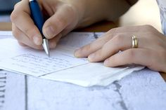 Seven steps to help you write a condolence letter or note and find the right words to express your sympathy to someone grieving a loved one's death.