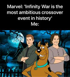 Image result for Scoobynatural