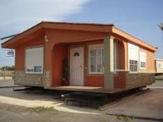 Y u should Consider buying a New Double Wide Mobile Home. Mobile Home Doublewide, Canada House, Mobile Homes For Sale, House Elevation, Australian Homes, Modern House Design, Exterior Design, Tiny House, Shed