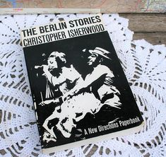 The Berlin Stories by Christopher Isherwood Vintage New Directions Paperback