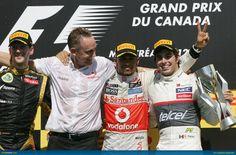RT @chacho_lml #F1 #MomentosMemorables2012 #ChecoPerez, 2o pódium. Montreal. Tras remontar del 15 al 3... miren la mirada de Whitmarsh.