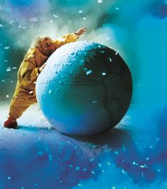 """Slava's Snow Show""........originally he was a clown with Cirque de Soleil's ""Alegria"" show, now he and seven other performers create a brilliant stage show. kids will even go crazy with the bubbles, water umbrella's, spiders web, and at the very end the giant bouncing balls. a show not to miss."