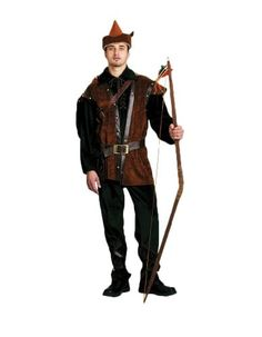 Deluxe Robin Hood of Loxley Theater Quality Costume XXLarge >>> You can find more details by visiting the image link.