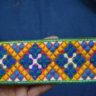 fabric trims and Embellishments Sari Border