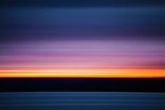 Abstract Nature Patterns-   Sunset