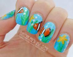 Nailed It NZ: Ocean Scene Nail Art Tutorial http://www.naileditnz.com/2013/12/ocean-scene-nail-art-tutorial.html