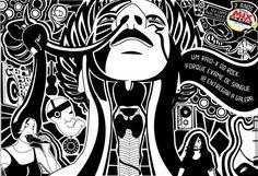Puta Sacada - Redação Publicitária - Títulos Rockeiros | Rádio Mix