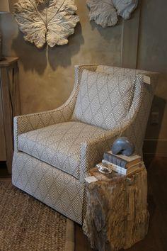 Wesley Hall Swivel Chair - May 2012