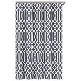 Found it at Wayfair - Irving Place Cotton/Polyester Shower Curtain