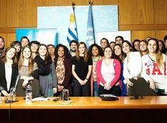#EmmaWatson visit Uruguay for #UNWOMEN ❤