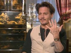 Johnny Depp On Today Show 2014 [Part-2]