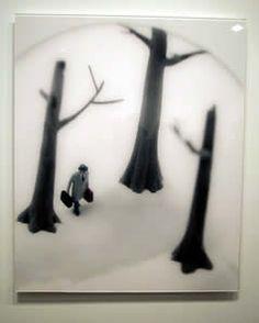 Pop Portraits - Walter Martin, Paloma Munoz snow globe