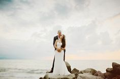 Breezy Beach Wedding in Puerto Vallarta | Photo by Fer Juaristi