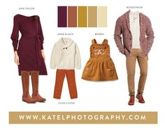 What to Wear for Fall Family Photos - Boston Family Photographer Fall Family Picture Outfits, Family Picture Colors, Family Outfits, Large Family Photos, Fall Family Pictures, Family Pics, Fall Photos, Family Photography Outfits, Clothing Photography