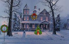 Christmas, Outdoor, Landscape, Xmas, Outdoors, Navidad, Noel, Outdoor Games, The Great Outdoors