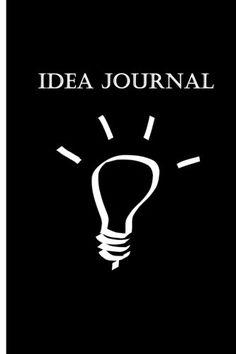 Idea Journal: Bright Ideas Black Cover With White Spine,D... http://www.amazon.com/dp/1530334519/ref=cm_sw_r_pi_dp_TnMuxb00FFHA6
