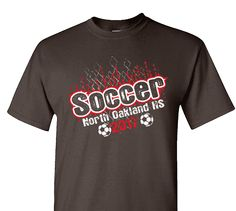 d945b2a15 High School Impressions Custom Soccer Tees - Create your own design for t- shirts