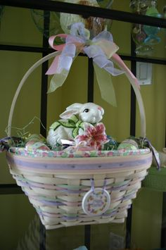 The Plaid Basket: An Easter Bunny Parade I think I have this one...maybe will sell it.