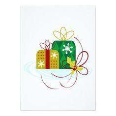 Christmas Gifts Invitations - Xmascards ChristmasEve Christmas Eve Christmas merry xmas family holy kids gifts holidays Santa cards