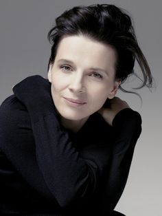 my ambition is to have beautiful encounters, not to make money. juliette binoche