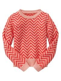 Chevron stripe sweater, oh do i want this