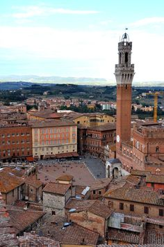 A Siena day trip itinerary