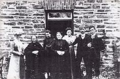 A great picture of Collins family about Michael is blurred (approximately) on the right. via SM Sigerson  Ireland 1916, Irish Republican Army, Irish People, Erin Go Bragh, Michael Collins, Language And Literature, Irish Cottage, Kingdom Of Great Britain, Irish Celtic