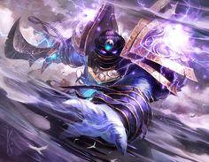 Al'Akir the Windlord - Hearthstone: Heroes of Warcraft Wiki