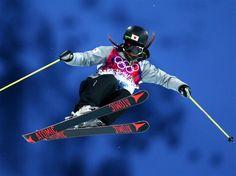 Sochi 2014 Day 14 - Freestyle Skiing Ladies' Ski Halfpipe Qualification.