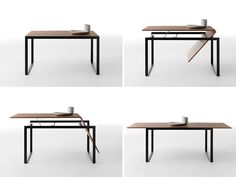 Wow Plus Extensible table, Contemporary Dining Room Design at Cassoni.com