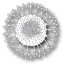 MB wild sunflower   Joans Gardens | Paper crafting products for card making and scrapbooking.