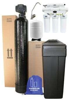 Water Softener Amp Water Filter Combination Systems