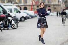 Jeanne Damas - Street style