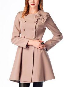 Mink Collarless Cachet Coat