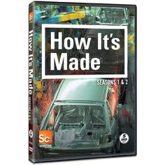 How It's Made Seasons 1&2 Discovery Comm