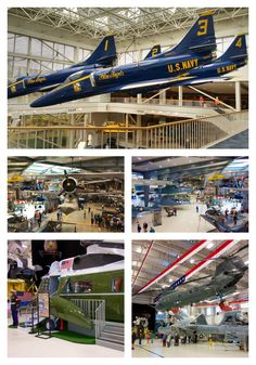 Pensacola, FL -  The National Naval Aviation Museum - fun & FREE