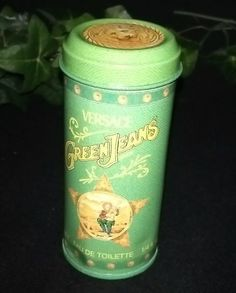 $24.96 or best offer Versace Green Jeans 7.5ml 1/4 fl oz For Men Tin Cologne Classic Eau De Toilette