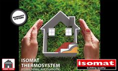 Watch the step-by-step procedure of the external thermal insulation system ISOMAT THERMOSYSTEM. Save energy, reduce your expenses and protect your building!