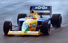1991 Nelson Piquet - Benetton
