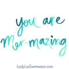 Don't you forget it! #LadyLux #LadyLuxSwimwear