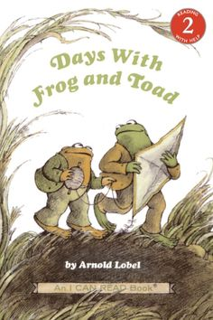 GREAT CHILDREN'S SERIES OF BOOKS! Any of the Frog and Toad Stories are a joy to read. Great stories about friendship!  ~~~Love the scary story about the Old Dark Frog.