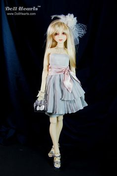 THE FASHION DOLL REVIEW: Special Tutti Flowers exclusive from Jolly Plus and DollHeart